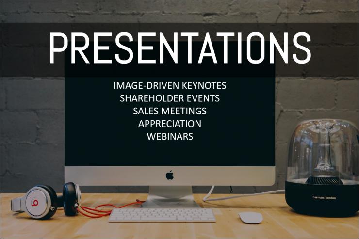 PFRM Presentations